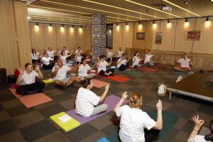 Провеждане на йога курс