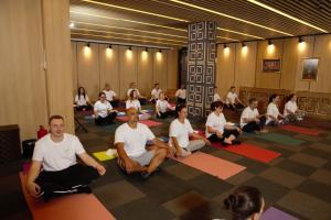 Начало на курс по йога