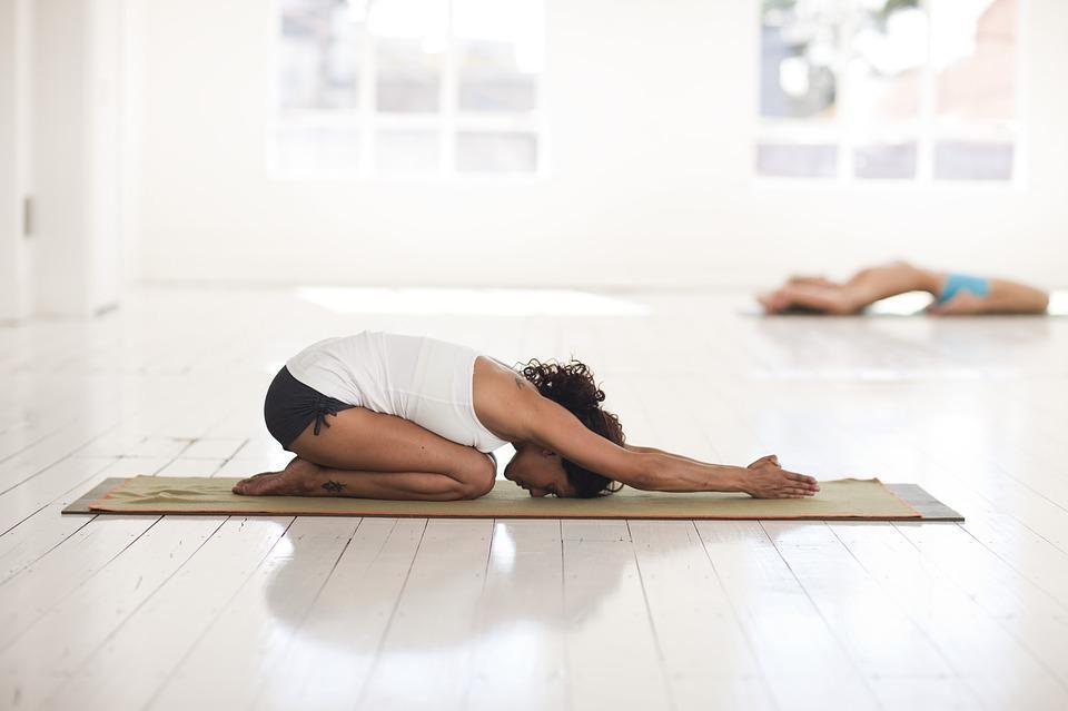 Йога упражнения вкъщи