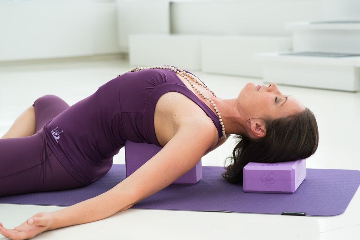 Йога тухлички за упражнения