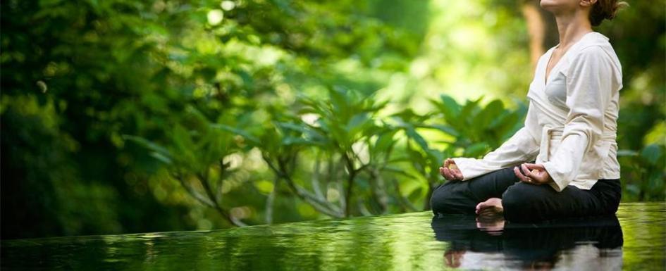 Йога медитации и приложение