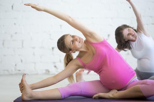 Ползи от йога при бременността