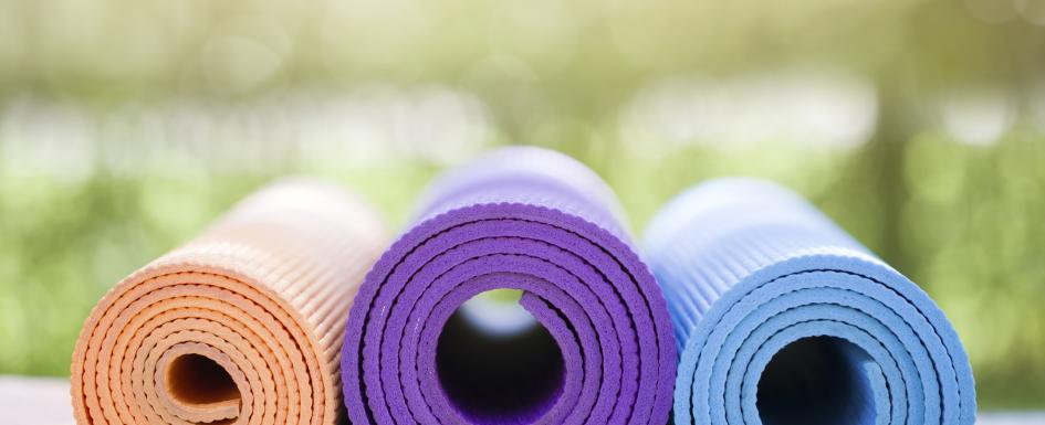Постелка за йога   LuckyYoga