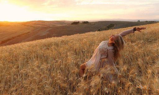 Събуждане на тялото с йога