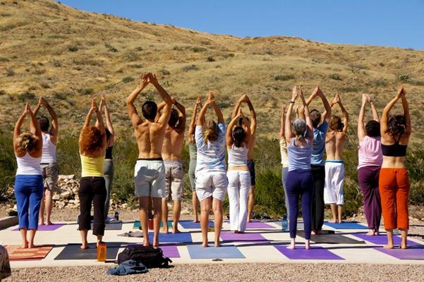 Йога упражнения при мигрена