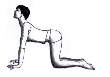 Йога при дискова херния